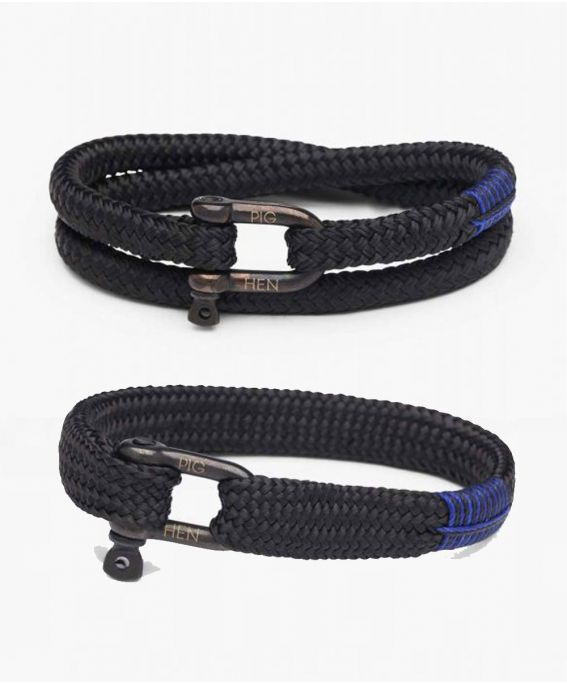Pin 4mm Black (Salty Steve / Sharp Simon)