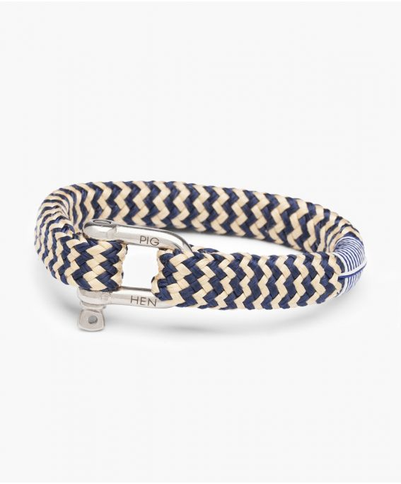 Navy / Sand collection Bombay Barry Navy-Sand | Silver M