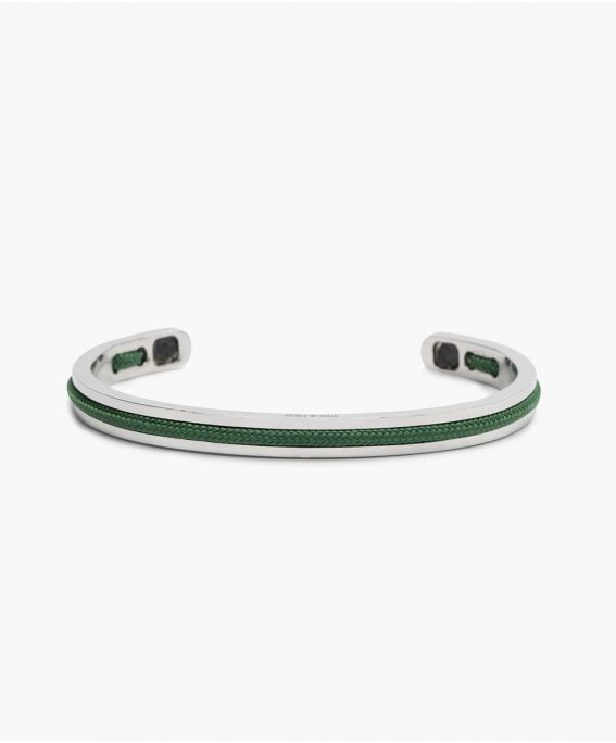 Navarch 6MM Jungle Green | Silver M