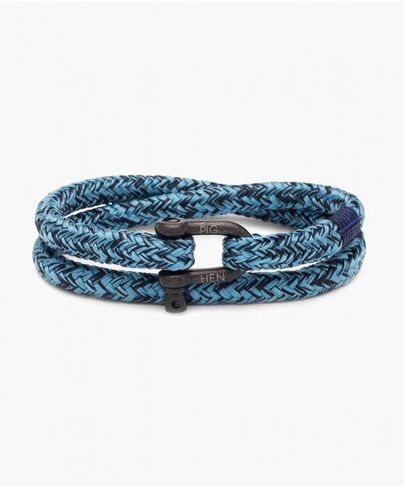 Salty Steve Sky Blue - Navy | Black SM