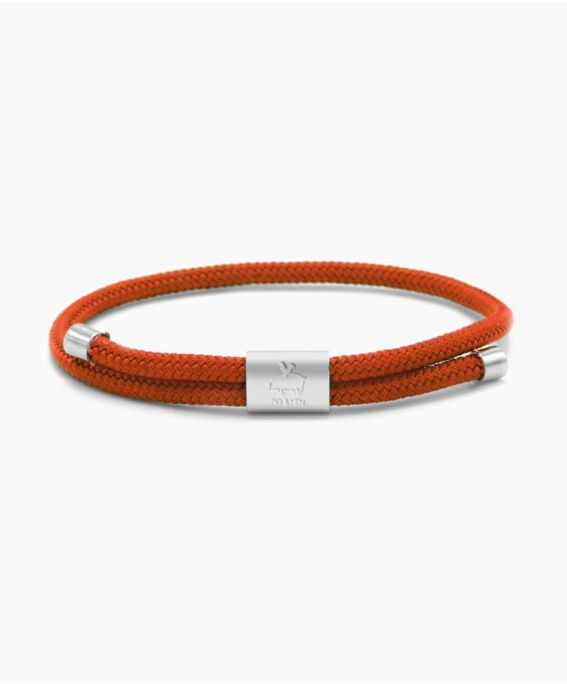 Little Lewis Coral Red | Silver M