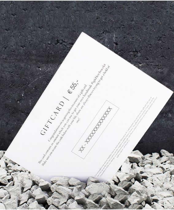Gift Card EUR 55