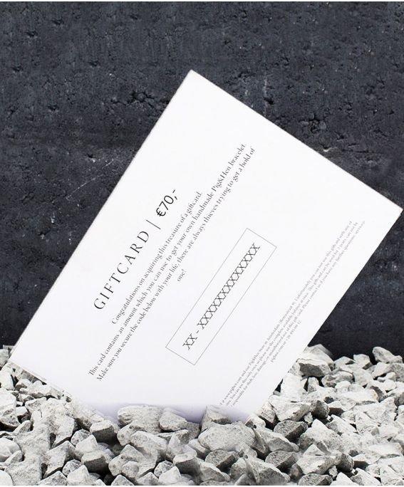 Gift Card EUR 70