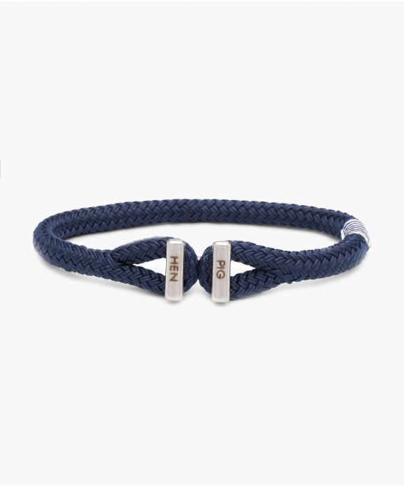 Icy Ike Navy | Silver M