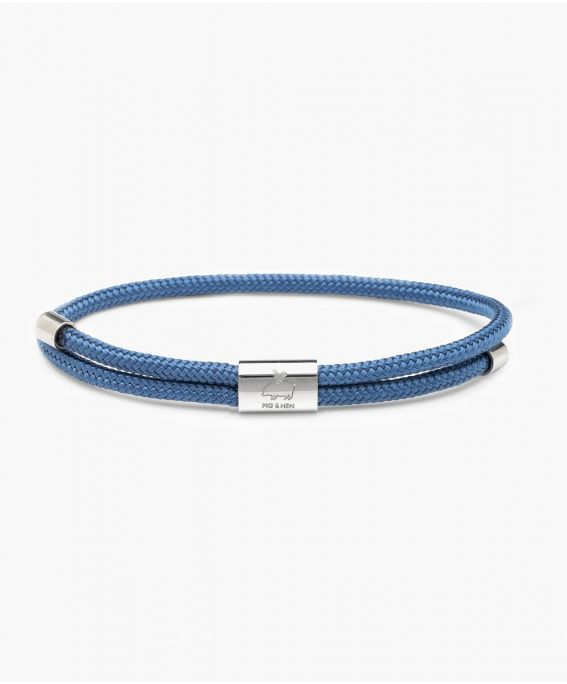 Little Lewis Violet Blue | Silver M
