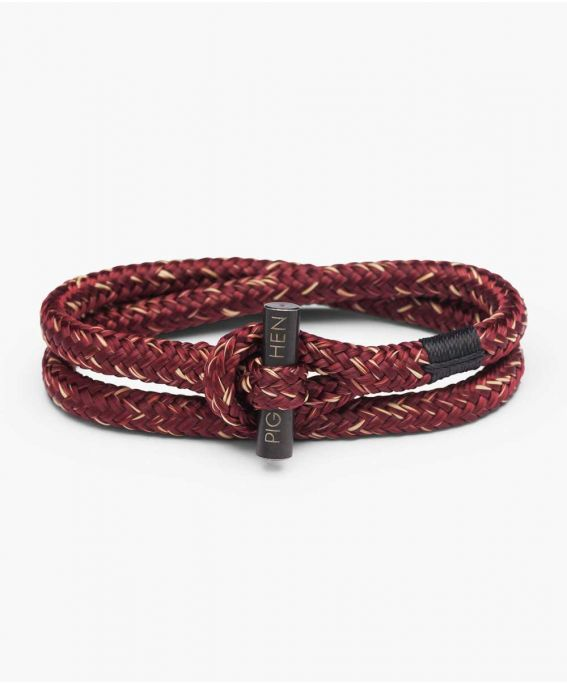 Tiny Ted Bordeaux - Sand | Black M