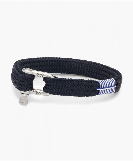 Sharp Simon Navy | Silver M