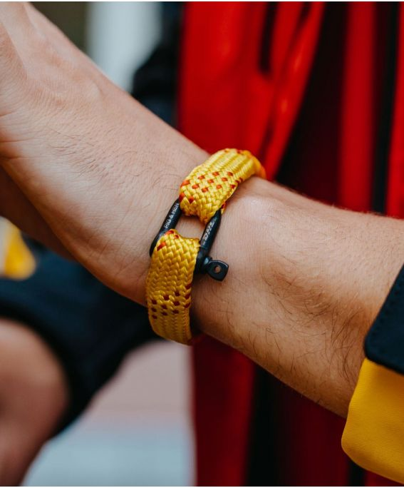 DHL Special Edition Yellow Red | Black M