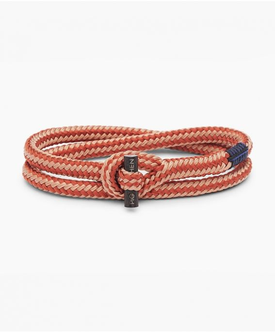 Tiny Tiny Old Pink - Coral Red | Black M