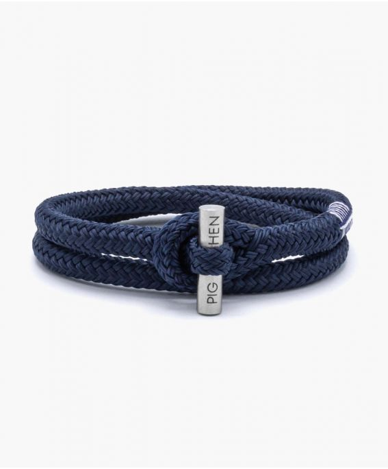 Tiny Ted Navy | Silver M