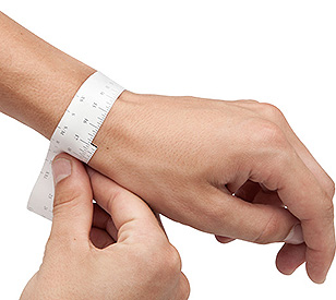 Measure wrist size